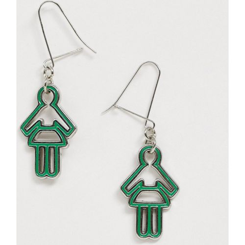 Diversity Collection - Boucles d'oreilles- - Benetton - Modalova
