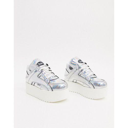 Buffalo Corin Sneaker Nappa PU Silver