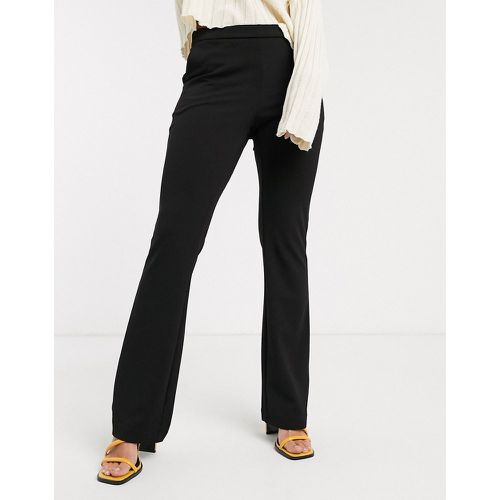 Pantalon stretch évasé- - b.Young - modalova