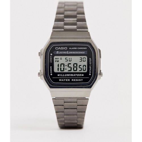 Montre digitale d'inspiration vintage - Bronze - Casio - Modalova