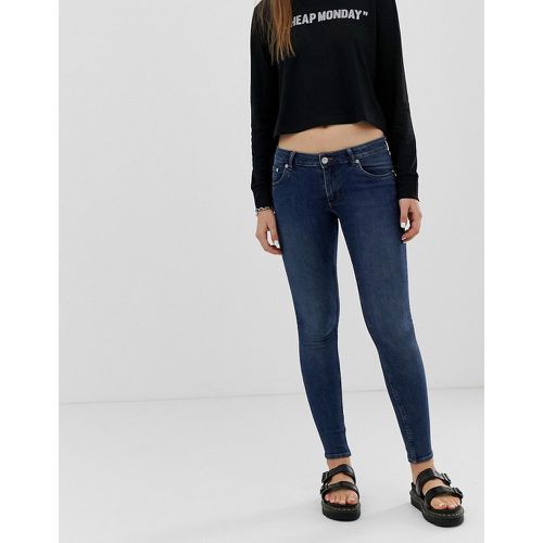 Jean seconde peau taille basse- - Cheap Monday - Modalova