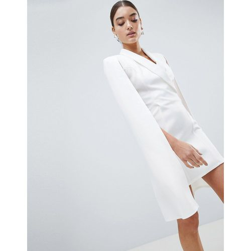 Club L Cape - Robe blazer style cape- - Club L London - Modalova