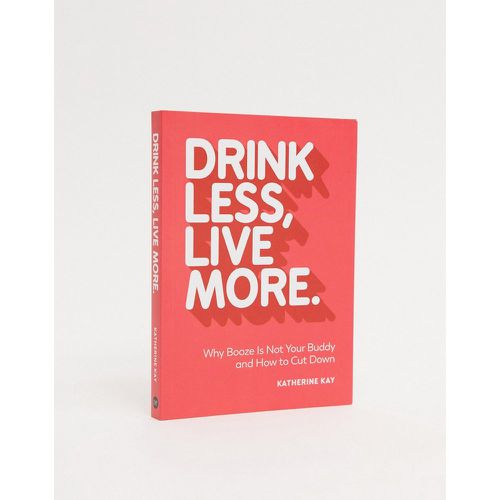 Drink less live more-Multi - Books - Modalova