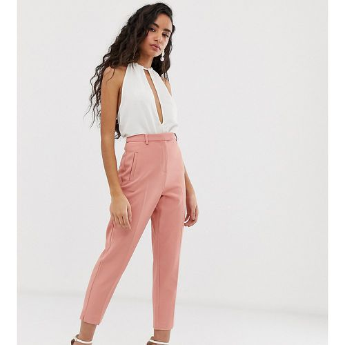 Pantalon cigarette - Miss Selfridge Petite - Modalova