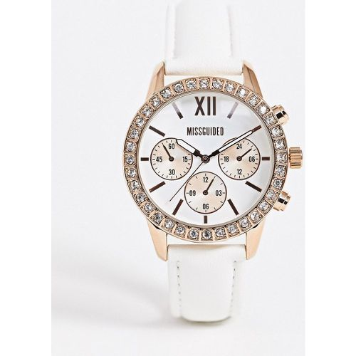 Montre - MG015WRG - Missguided - Modalova