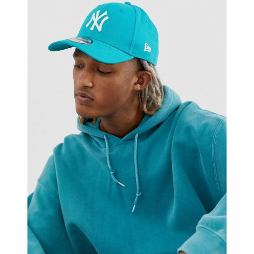 Forty NY - Casquette ajustable - sarcelle - new era - Modalova
