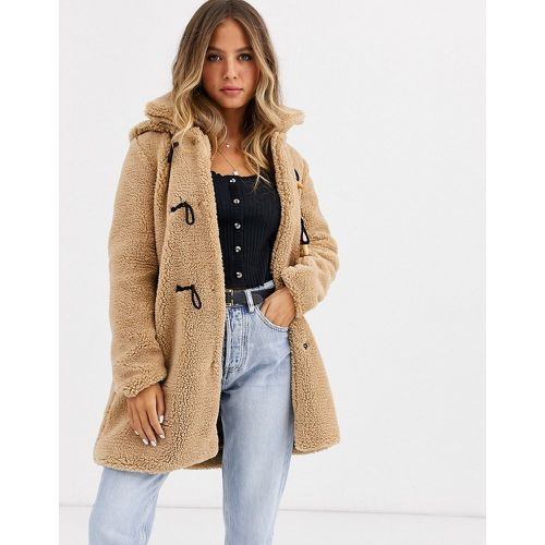 Teddy - Duffle-coat- - QED London - Modalova