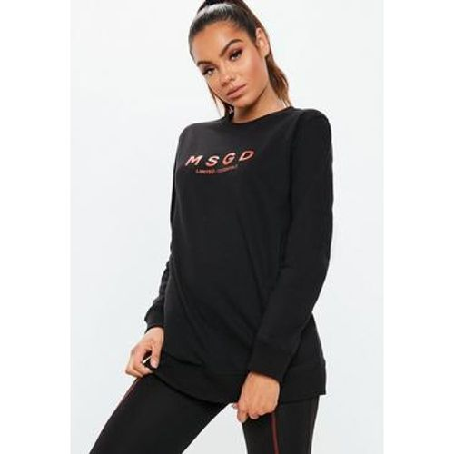 Sweat oversize logo MSGD Active - Missguided - Shopsquare