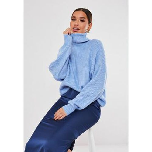 Pull col roulé oversize premium - Missguided - Shopsquare