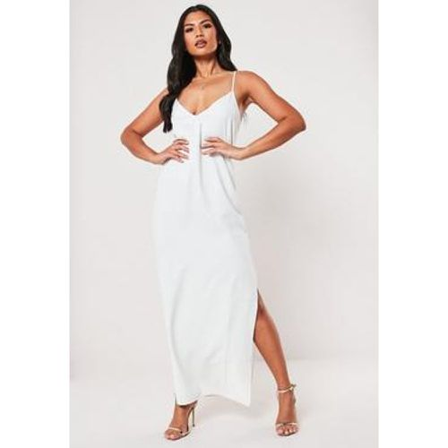 Robe longue blanche Tall, Blanc - Missguided - Shopsquare