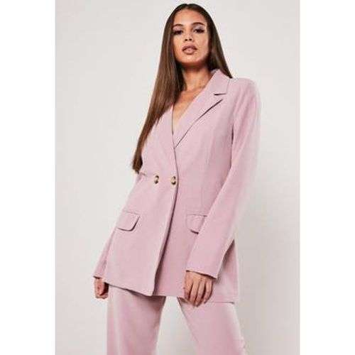 Long blazer Lilas Tall - Missguided - Shopsquare