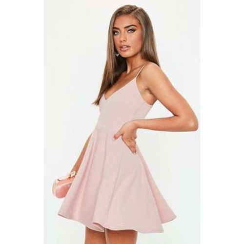 Robe patineuse rose Petite - Missguided - Shopsquare