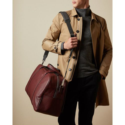 Sac De Week-end En Cuir - Ted Baker - modalova