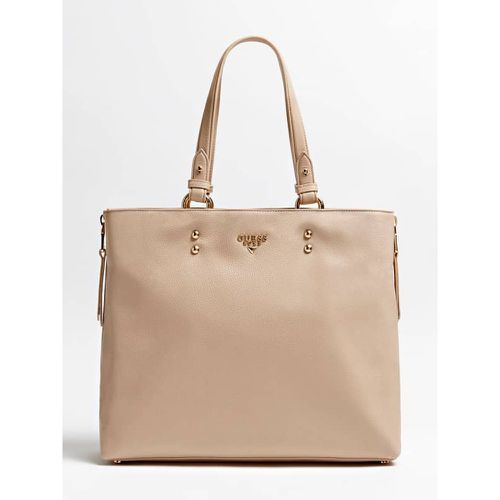 Cabas Margot Cuir - Guess - Modalova