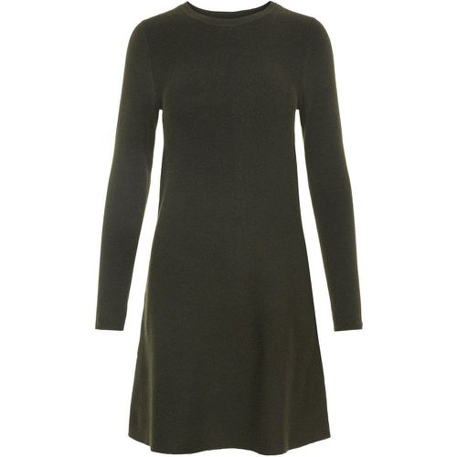 Manches Longues Robe En Maille Women green - VERO MODA - Shopsquare