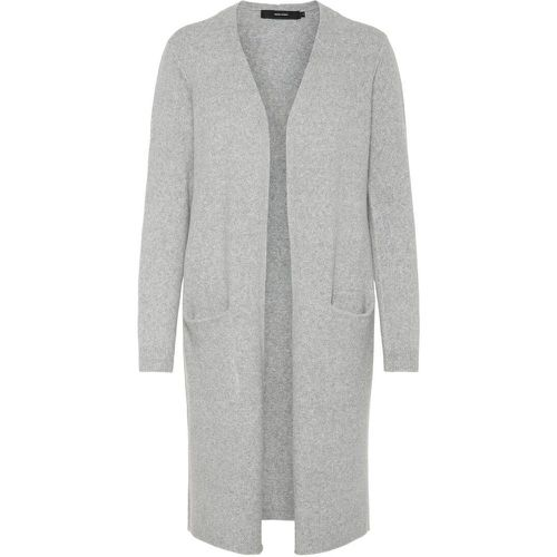 VERO MODA Long Cardigan Women grey - VERO MODA - Shopsquare