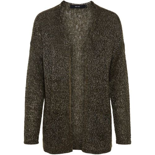 Manches Longues Cardigan Women grey - VERO MODA - Shopsquare