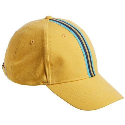 Baseball Imprimée Casquette Men yellow - jack & jones - modalova