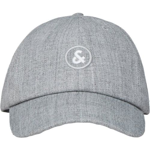 Basique Baseball Casquette Men grey - jack & jones - modalova