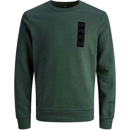 Sweat-shirt Imprimé Sweat-shirt Men green - jack & jones - Modalova