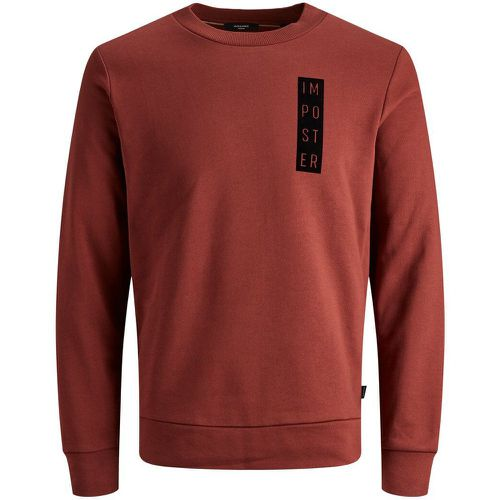 Sweat-shirt Imprimé Sweat-shirt Men red - jack & jones - Modalova