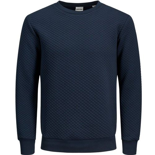 Sweat-shirt Texturé Sweat-shirt Men blue - jack & jones - Modalova