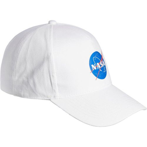 Baseball Nasa Casquette Men White - jack & jones - modalova