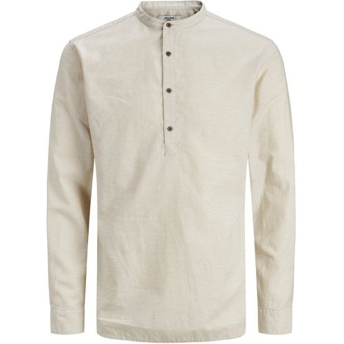 Tunique Col Mao Chemise Men - jack & jones - Modalova