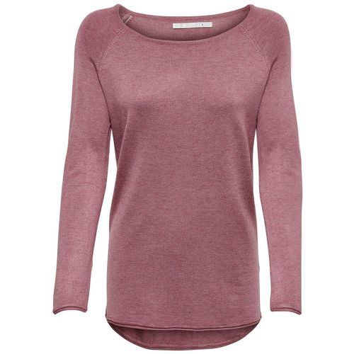 ONLY Long Pull En Maille Women Pink - ONLY - Shopsquare