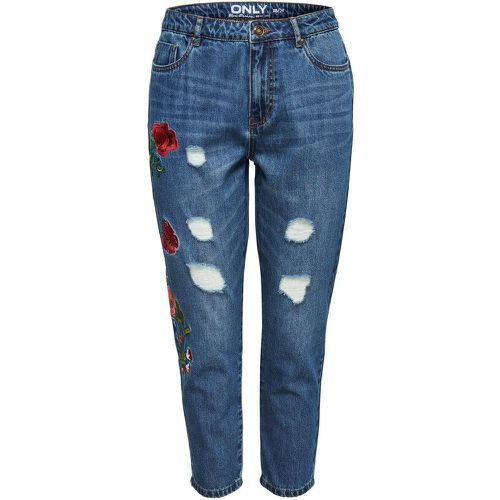 Onltonni Jean Boyfriend Women Blue - ONLY - Shopsquare