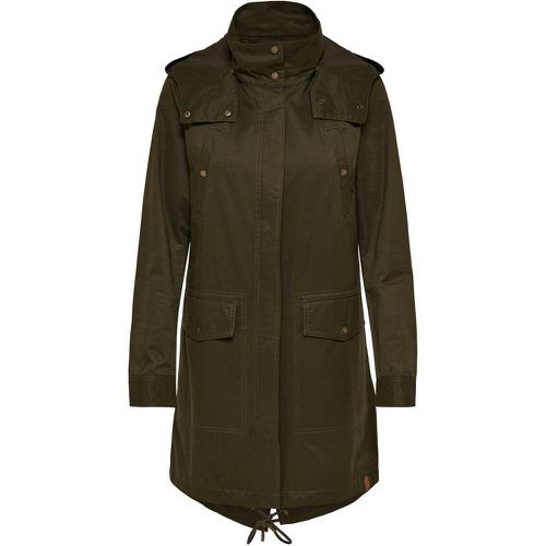 ONLY Longue Parka Women Green - ONLY - Shopsquare