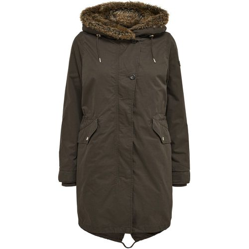ONLY Long Parka Women Green - ONLY - Shopsquare