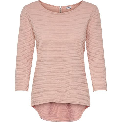 Avec Finitions Sweat-shirt Women Pink - ONLY - Shopsquare