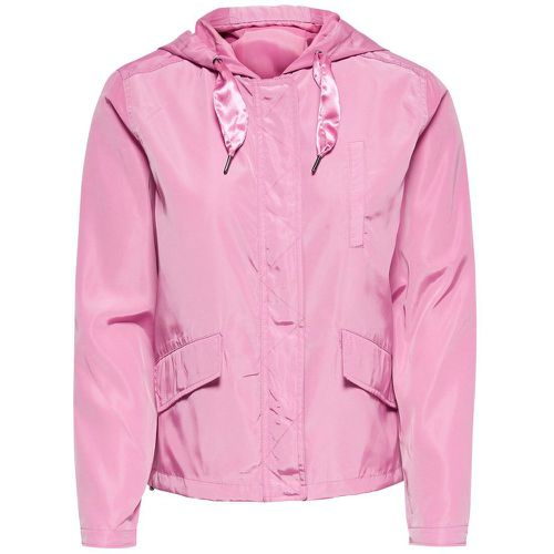 ONLY Courte Parka Women Pink - ONLY - Shopsquare