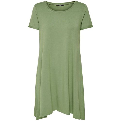 ONLY Loose Short Dress Women Green - ONLY - Shopsquare