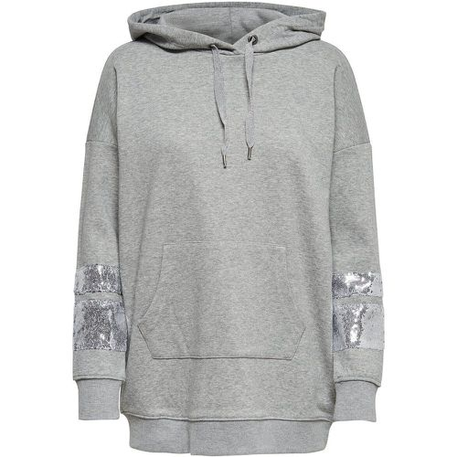 ONLY Long Sweat-shirt Women Grey - ONLY - Shopsquare
