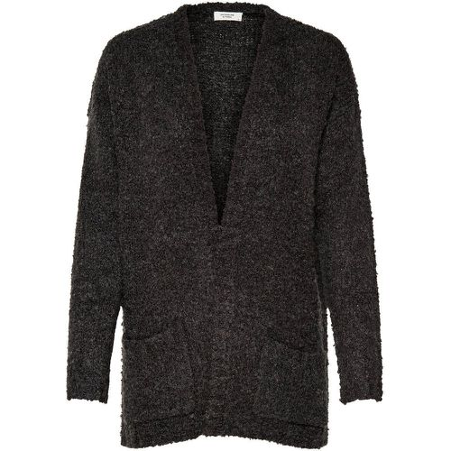 Ample Cardigan En Maille Women Grey - ONLY - Shopsquare