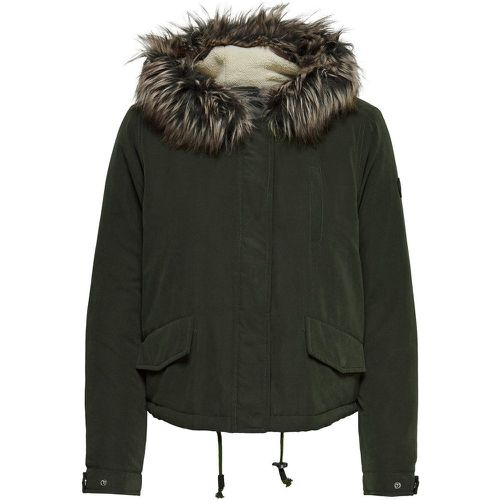 ONLY Courte Parka Women Green - ONLY - Shopsquare
