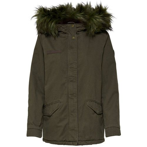 ONLY Classique Parka Women Green - ONLY - Shopsquare