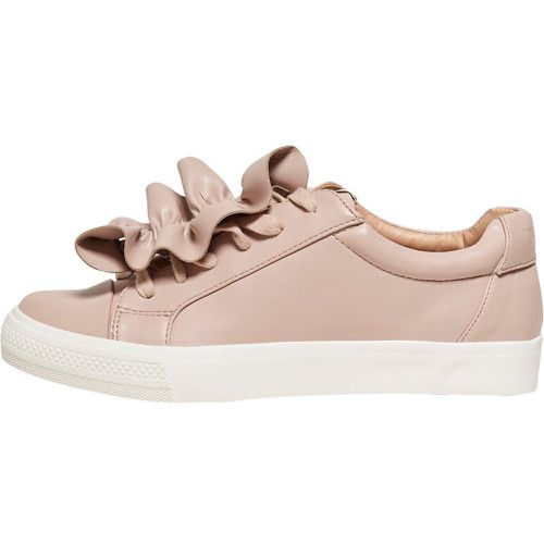 ONLY Volants Baskets Women Pink - ONLY - Shopsquare