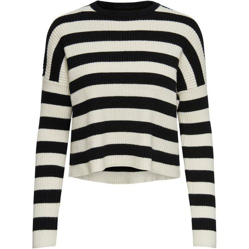 À Rayures Pull En Maille Women - ONLY - Shopsquare