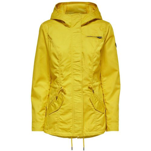 ONLY De Saison Parka Women Yellow - ONLY - Shopsquare