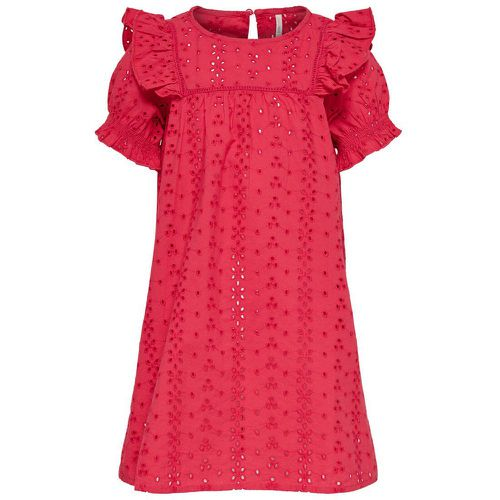 ONLY Volants Robe Courte Women Pink - ONLY - Shopsquare