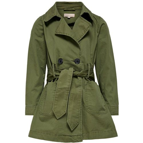ONLY Classic Trenchcoat Women Green - ONLY - Shopsquare