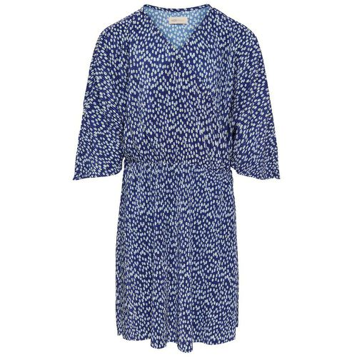 Imprimée Robe Courte Women Blue - ONLY - Shopsquare