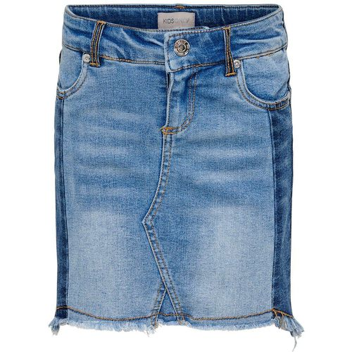 Coupe Droite Jupe En Jean Women Blue - ONLY - Shopsquare