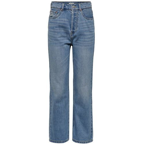 Onlhaley Hw Cheville Jean Boyfriend Women Blue - ONLY - Shopsquare