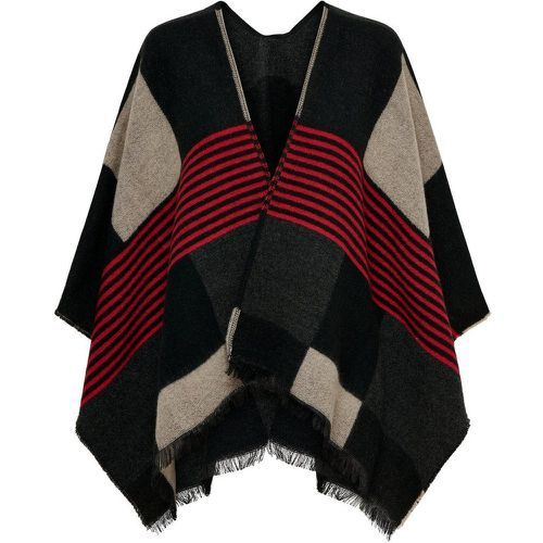 ONLY Contraste Poncho Women Beige - ONLY - Shopsquare