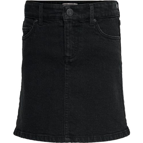 Courte Jupe En Jean Women Black - ONLY - Shopsquare
