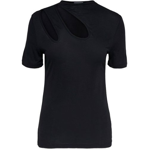 ONLY Découpe T-shirt Women Black - ONLY - Shopsquare